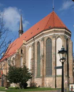Theologische Fakultät Rostock